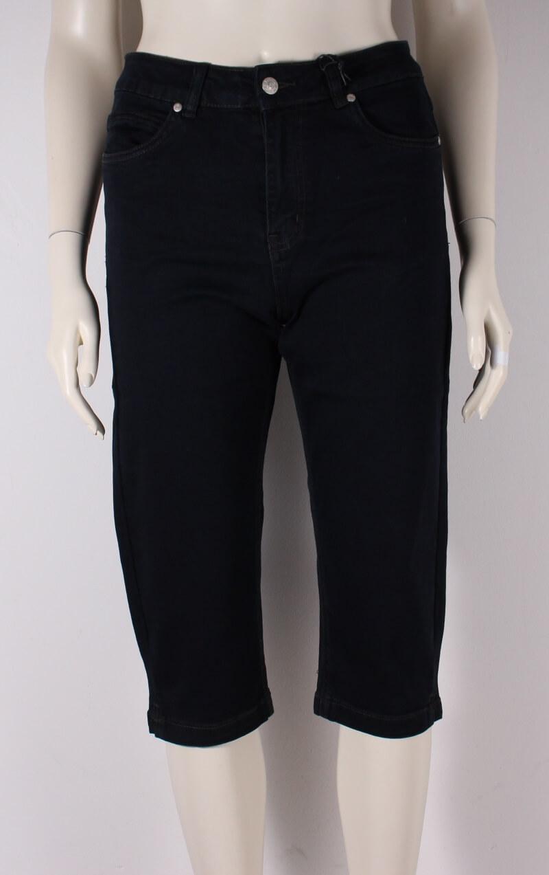 ASP – Net Parat knickers jeans – Mørkeblå Denim