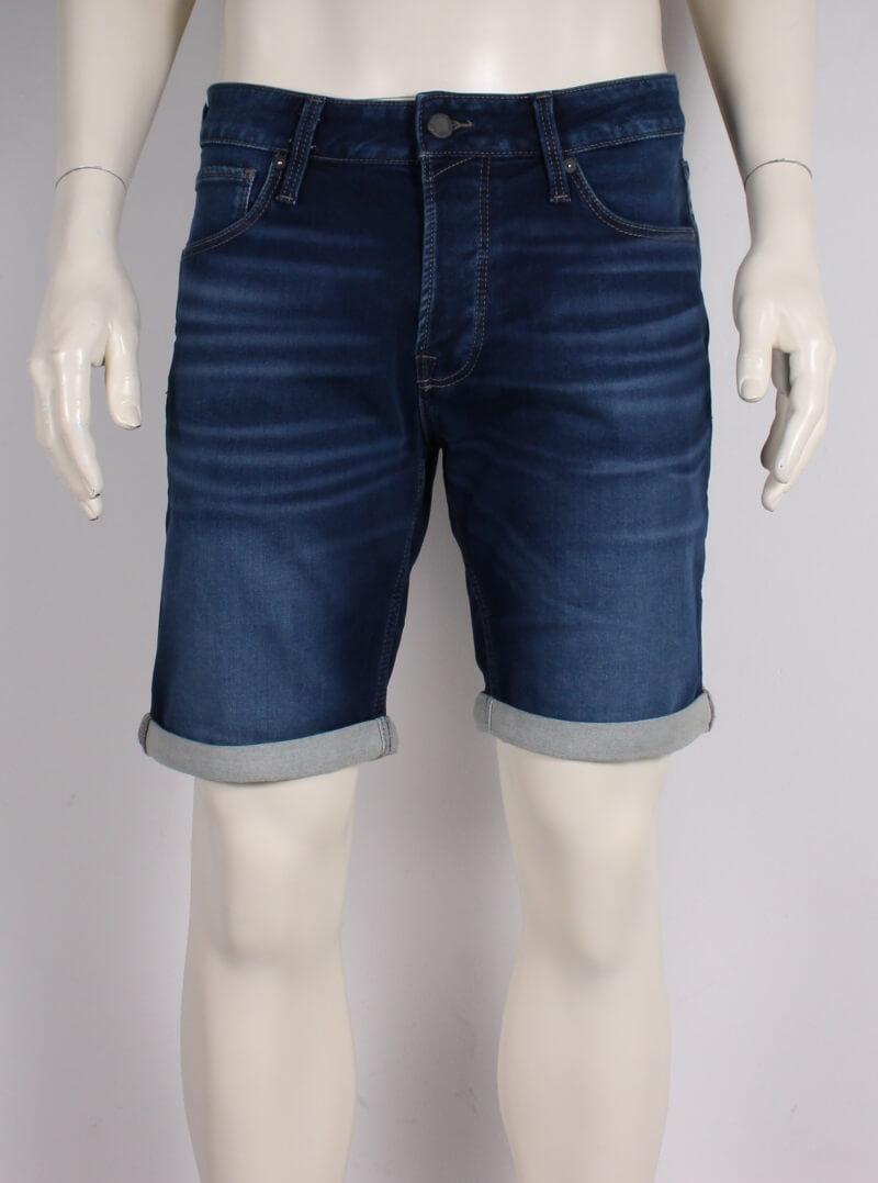 Jack&Jones – Rick Shorts – Blå Denim – 50%
