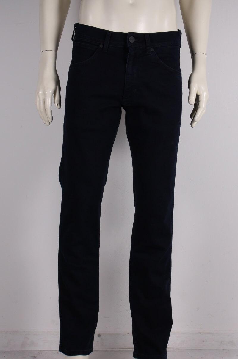 Wrangler – Greensboro Regular Staight Jeans – Mørkeblå
