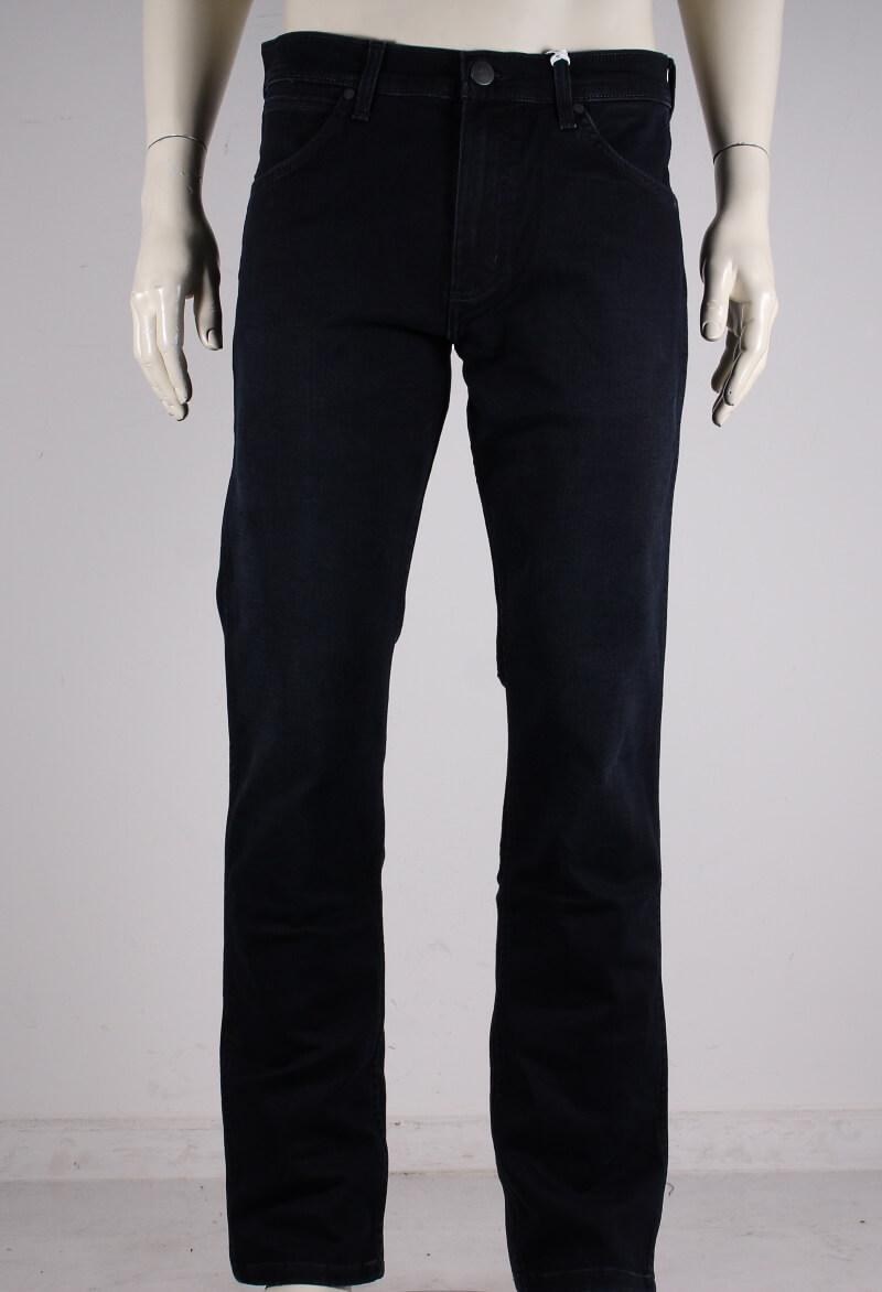 Wrangler – Greensboro Regular Staight Jeans – Mørk Blå