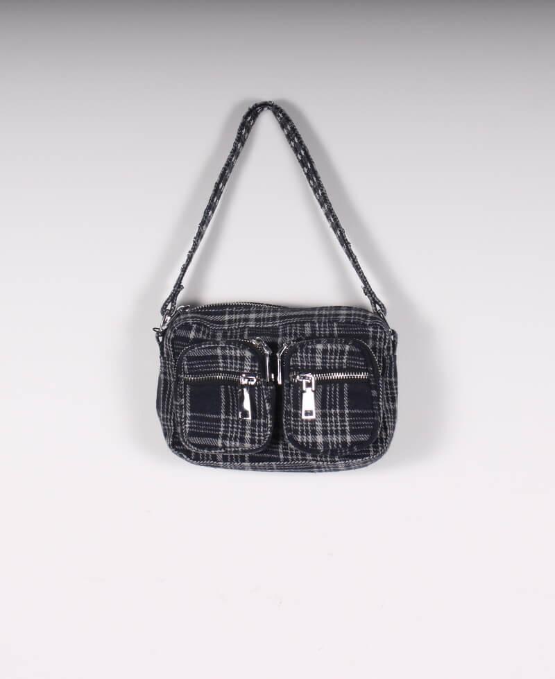 Noella – Kendra Crossover Bag – Navy Check