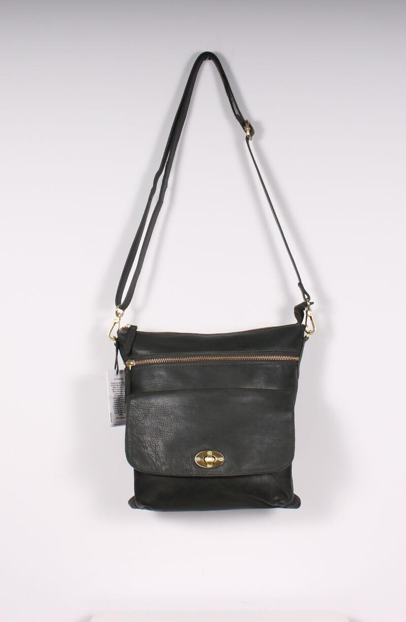 Dixie RE : Designed Trisha Bag Mørkegrøn