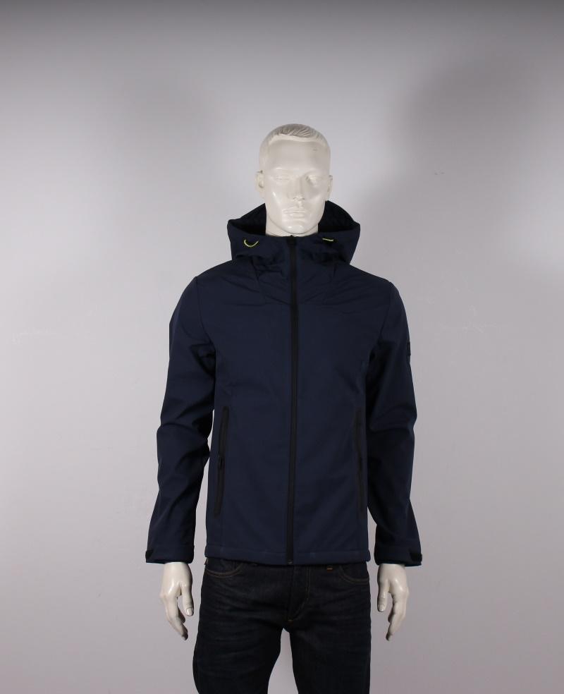 Jack&Jones Core – Pearce Jacket – Vandafvisende – Blå – 25%