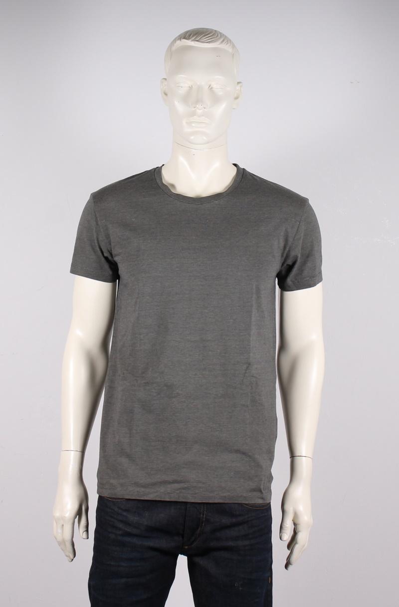 Samsøe Samsøe Male Kronos T shirt Støvet grøn Tilbud