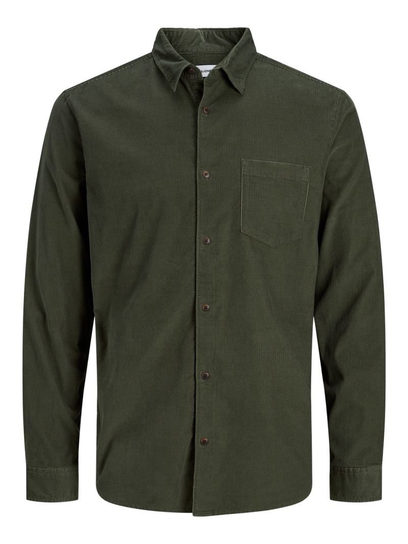 Jack&Jones – Kendrick skjorte – Grøn