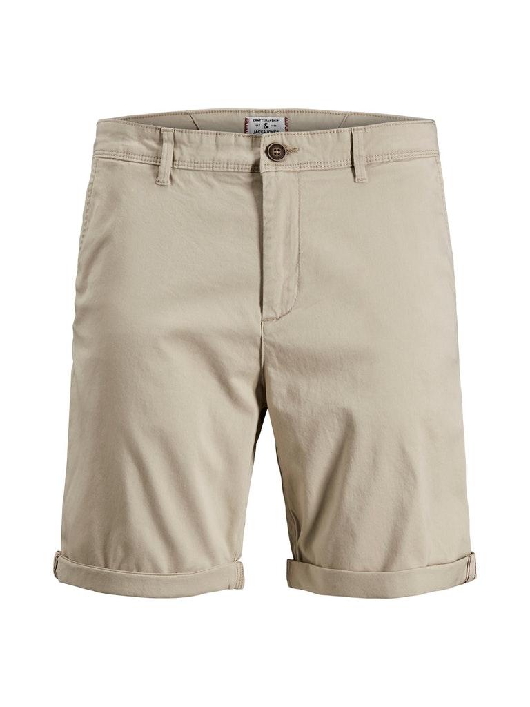 Jack&Jones – Bowie Shorts Solid – Sand