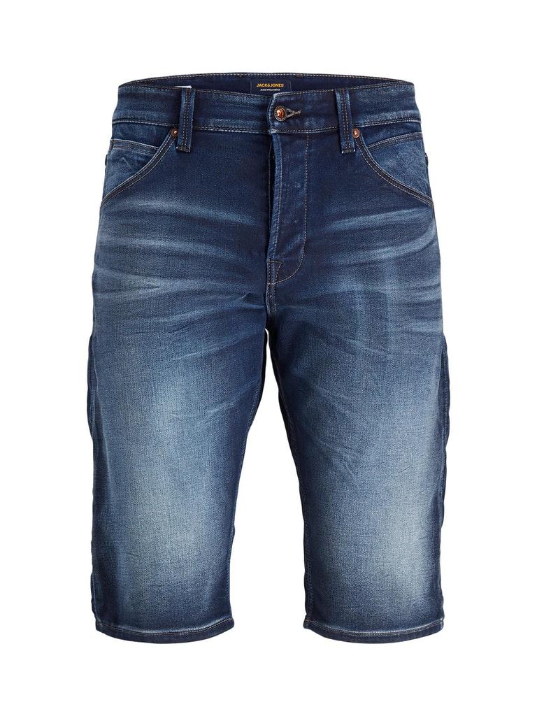 Jack&Jones – Rex Long Shorts – Mørkeblå