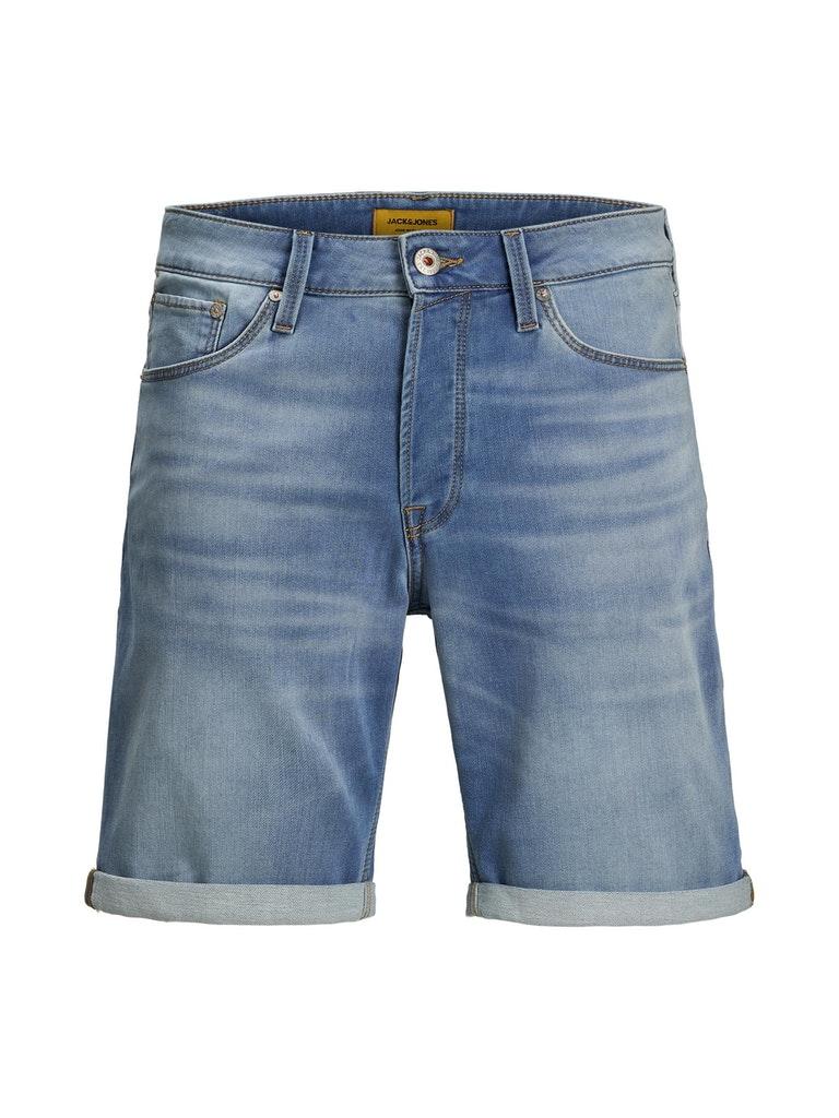 Jack&Jones – Rick Shorts 003 – Blå Denim