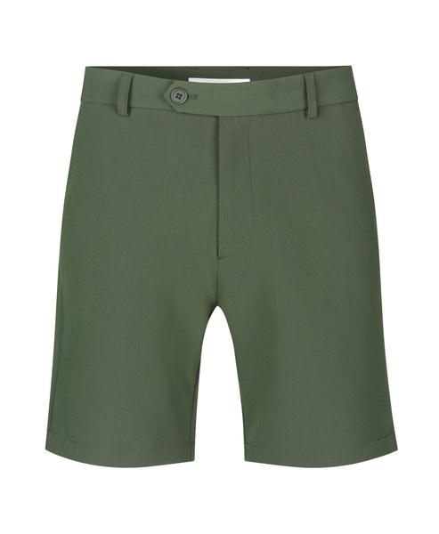 Samsøe Male – Hals Shorts 10929 – Kambu Green