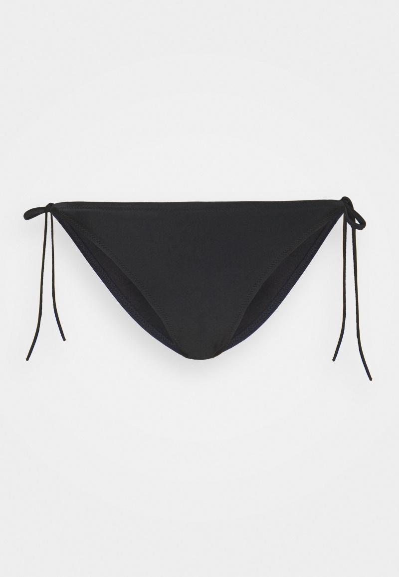Calvin Klein – Cheeky String – Sort